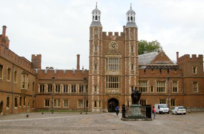 Things to do in Windsor | Eton College
