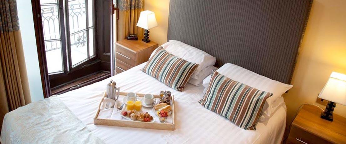 Windsor Hotel Room Service