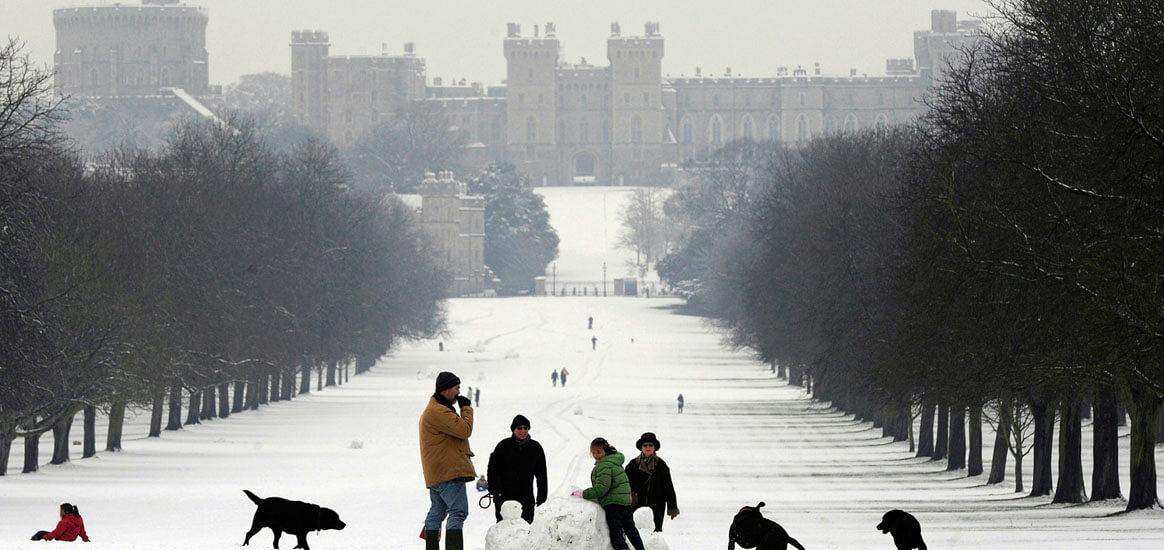 Windsor at Christmas