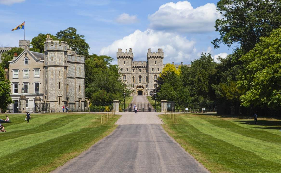 Windsor Long walk